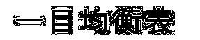 Ichimoku Kanji